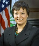 Lisa Jackson: Our vote for rockstar of the year