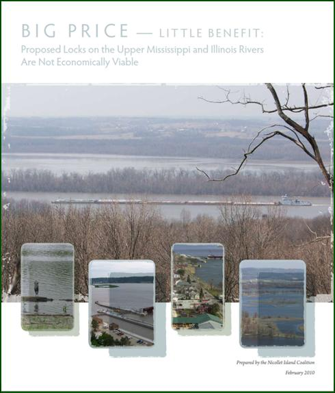 Big price little benefit report cover