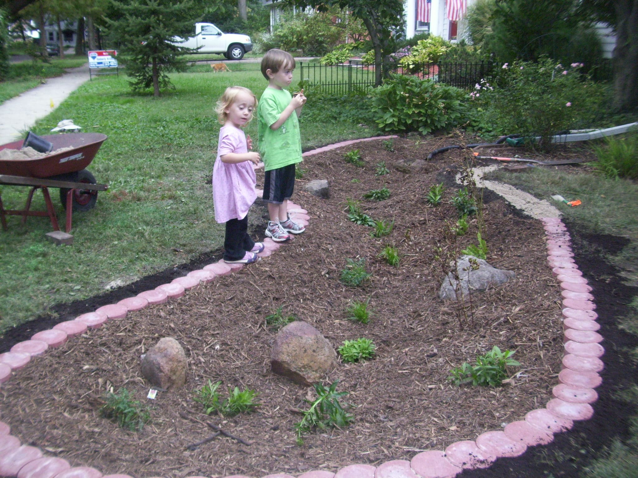 More Rain Gardens! Less Water Pollution » Prairie Rivers Network