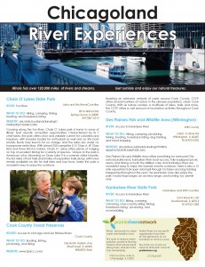 Chicagoland River Experiences