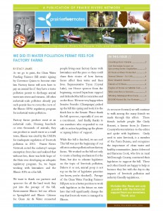 PRN 2012 Spring Newsletter
