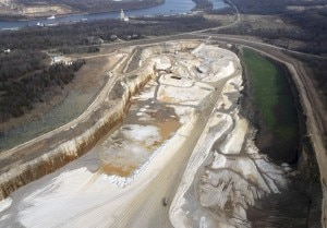 IL River Sand Mine