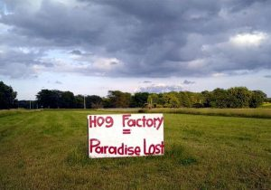hog factory = paradise lost