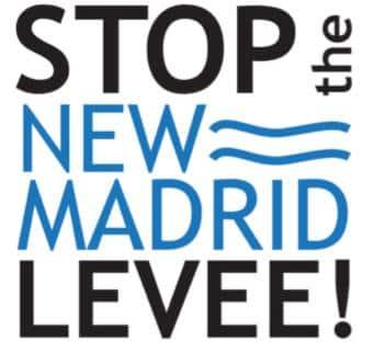 Stop the New Madrid Levee