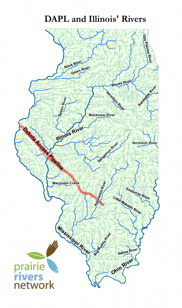 DAPL and Illinois' Rivers