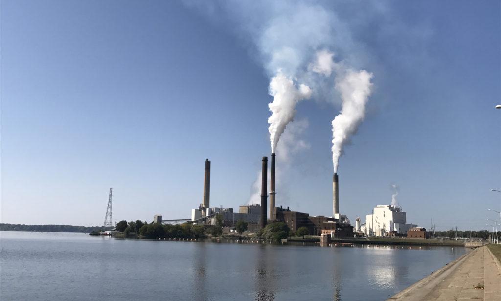 Dallman Coal Power Plant